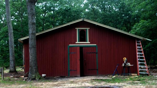 barnfrontpainted